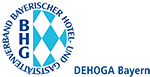 Brauereigasthof Maierbräu DEHOGA Logo