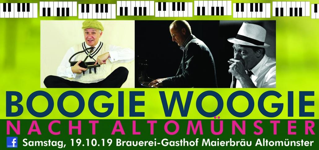 Brauereigathof Maierbraeu - Boogie-Woogie Nacht