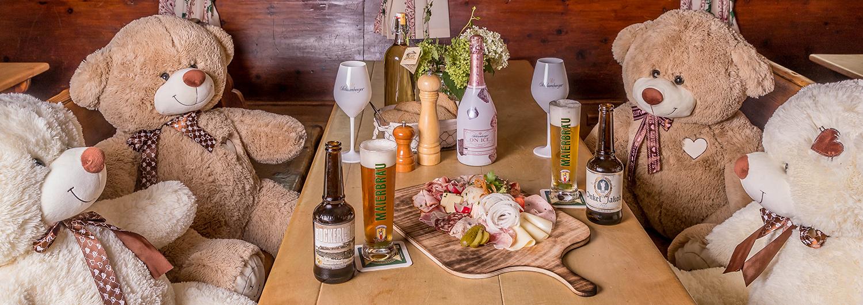Speisekarte Brauereigasthof Maierbräu - bärig gut